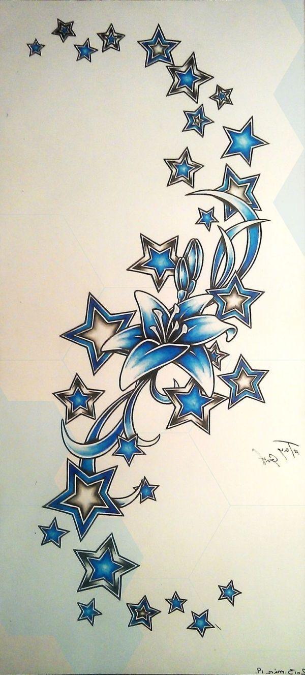 Star Tattoo Designs Google Search By Lesa Star Tattoos Star Tattoo Designs Tattoos