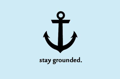 nautica ⚓Tattoo Ideas, Life, Stay Ground Tattoo, Nautical Tattoo, A Tattoo, Part Gamma, Anchors Tattoo, Living, Inspiration Quotes