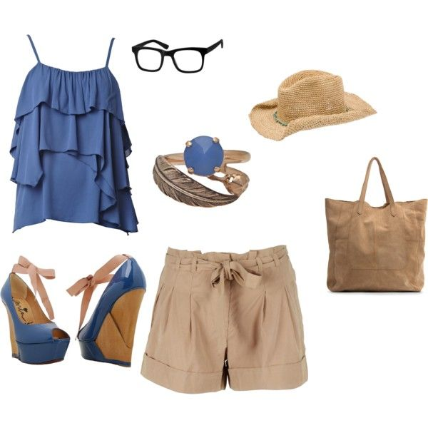 Honeymoon outfit!