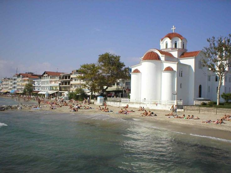 Paralia Katerini, Greece