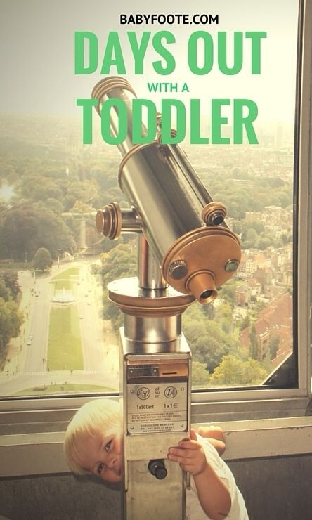 Join in the Days Out With A Toddler linky on Babyfoote.com - let's make a collection of places to go to with toddlers!