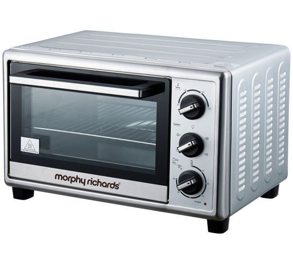 Buy Morphy Richards Rotisserie Mini Oven at Argos.co.uk, visit Argos.co.uk to shop online for Mini ovens, Small kitchen appliances, Kitchen electricals, Home and garden