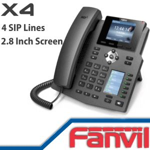 Fanvil X4 Dubai - http://www.vdsae.com/product/fanvil-x4-dubai/