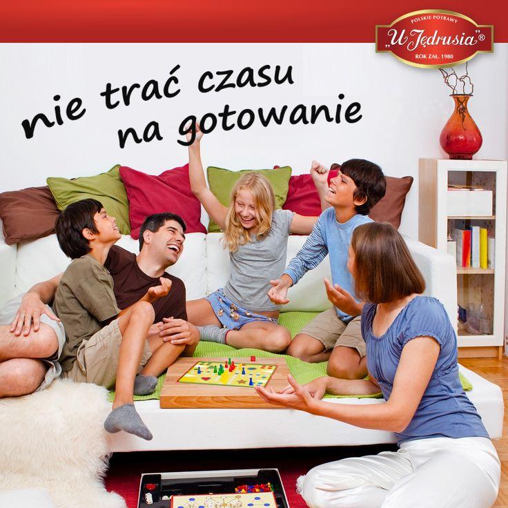 Zagraj w grę planszową z rodziną :)