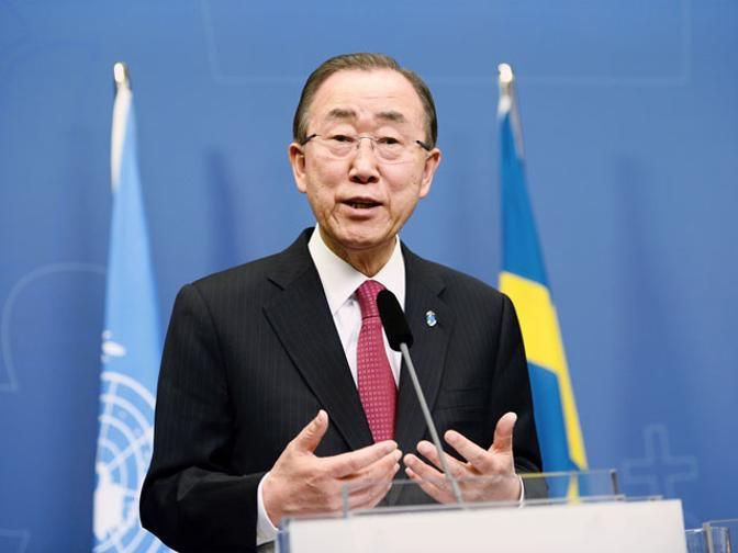Last year, then UN secretary general Ban Ki-moon had apologised to the people of Haiti for the world body's role in failing to properly address the cholera epidemic.