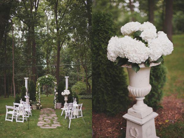 Small Outdoor Wedding Ideas: Best 25+ Small Backyard Weddings Ideas On Pinterest