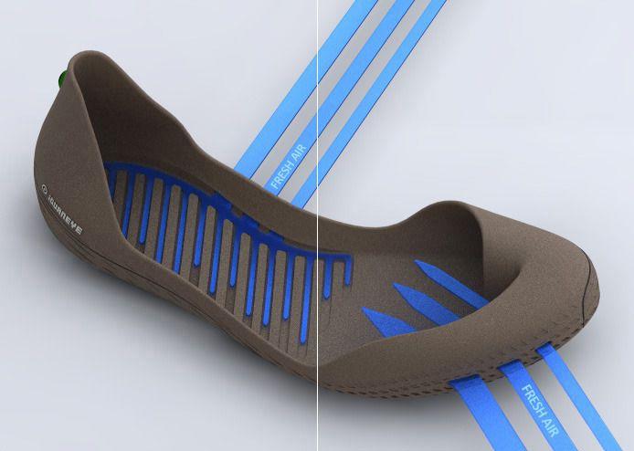 416ed71a279a IGUANEYE freshoe   Ultra-minimal shoes inspired by Amazonian by IGUANEYE —  Kickstarter