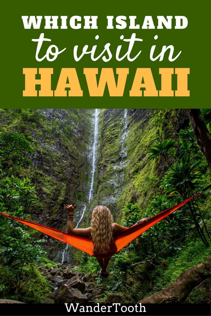 Where to stay in Hawaii, USA: all you need to know about Hawaii's islands. Tips and recommendations for places to stay in Hawaii. | Hawaii Travel Tips | Hawaii travel guide - @WanderTooth