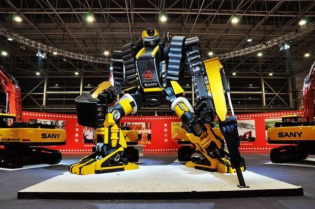 Photo By leozeng | Pixabay   #31robot #31heavyindustry #robot #robotics #technology