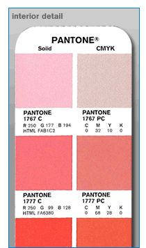 Pantone CMYK Pantone accuracy and convenience for four-color printing! The new PLUS SERIES CMYK guides contain 2,868 CMYK colors,2015