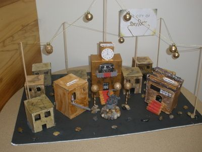 dioramas city of ember peipeworks - Yahoo Image Search Results                                                                                                                                                                                 More