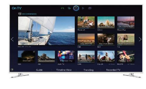 TV Samsung 48H6410 3D BLANC - TV LCD 45'' à 49''' prix promo TV Led Fnac pas Cher 599.90 € TTC au lieu de 799.90 €
