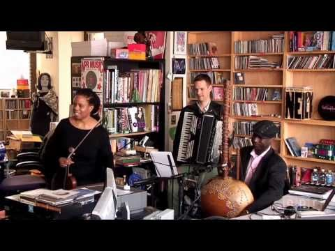 ▶ Regina Carter: Tiny Desk Concert - YouTube