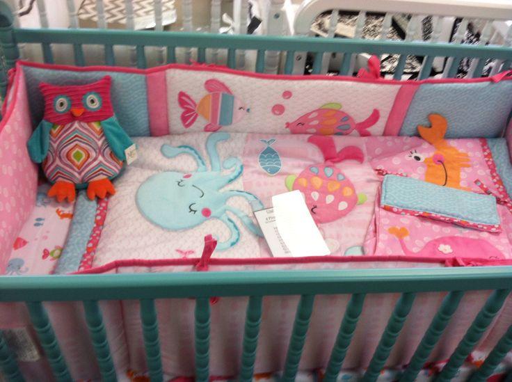 Carter S Under The Sea Bedding Girl Nursery Baby Girl