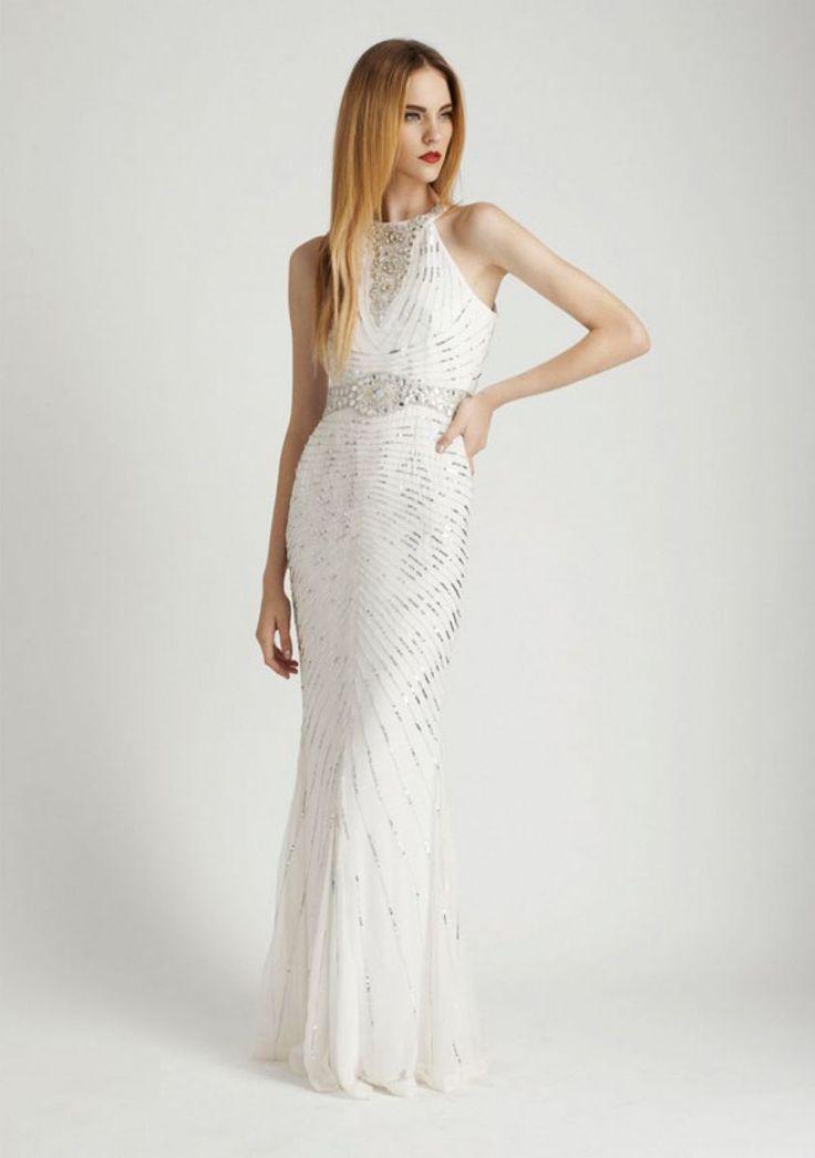 17 Best images about Wedding Dresses on Pinterest | One shoulder ...