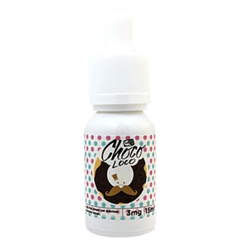 Mr. Doughnut E-Juice Choco Loco - Love this simple yet delicious chocolate dough.Box Contains Six 15ml Bottles of this flavor.