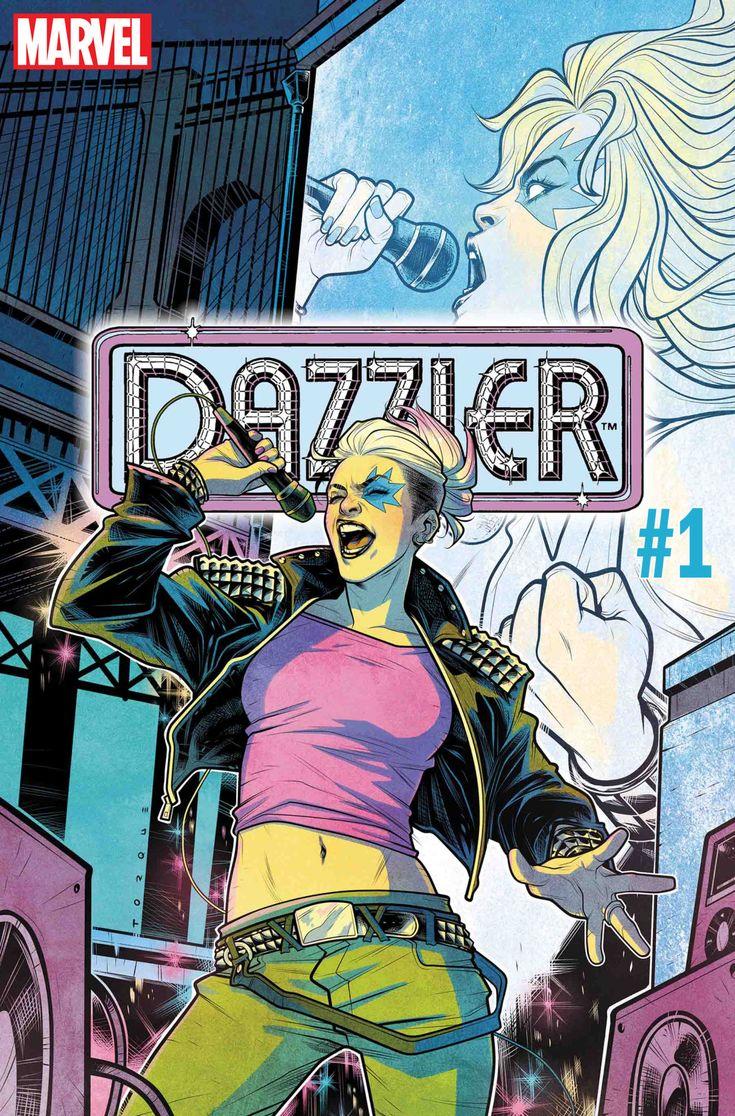 Marvel Comics Finally Publishes Dazzler OneShot as