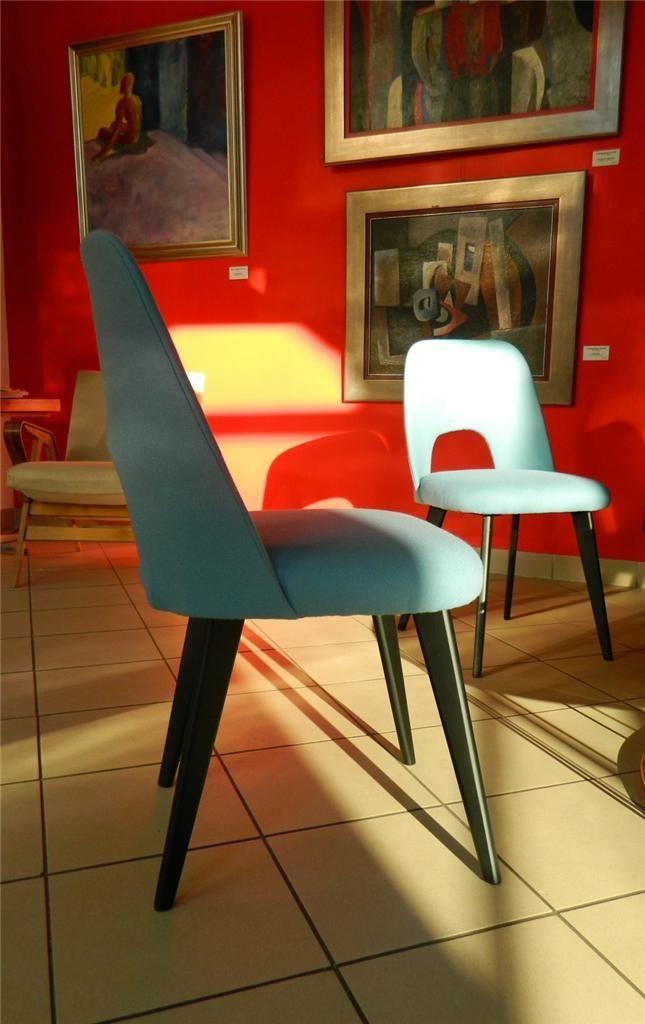 Blue Coctail chair