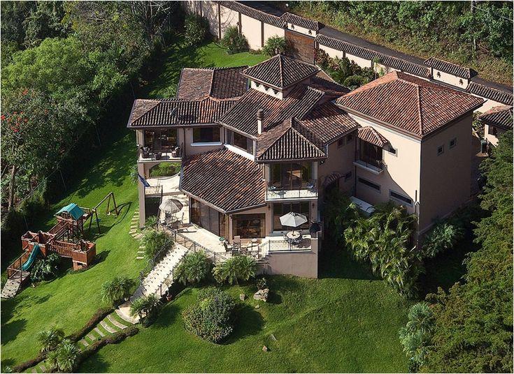 Hollywood Mountain Mansion