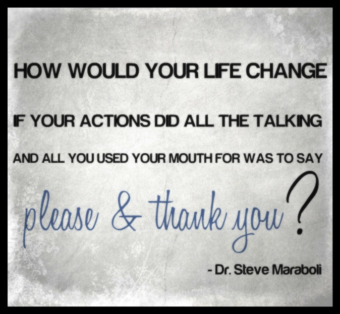 How Would Your Life Change If...