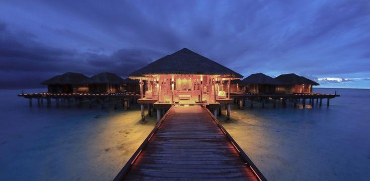 The Luxury Dhigu Resort, Maldives