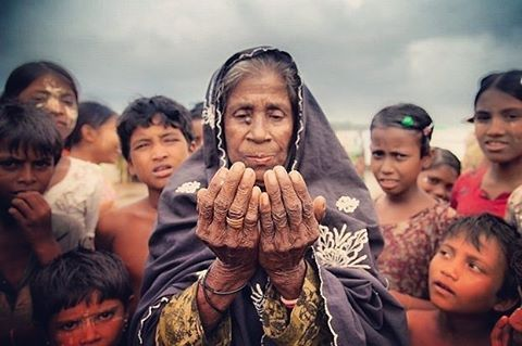 #sAvE #rOhInGyA #Ya @Allah, I also ask for your #protection for Muslim of @Burma, #myself, #my_family, #myfriends and all those who send and receive this #Pray, from all forms of #evil and #calamities as well as your protection to safeguard us all...