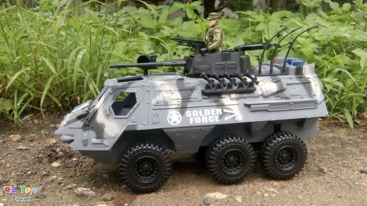 Armoured personnel carrier Armoured fighting vehicle Toy for kids