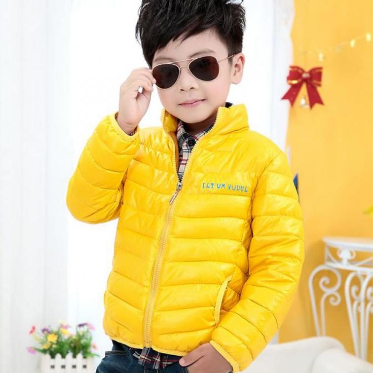 19.99$  Watch here - http://alizu0.shopchina.info/1/go.php?t=32818218840 - Children's Outerwear Boy and Girl Winter Warm Coat Children Cotton-Padded Clothes Boy Down Jacket Kids jackets 11 12 13 14 Years  #buychinaproducts