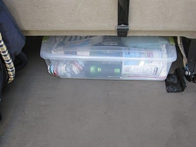 From Erika Shupe's Blog... Large Families On Purpose. Organization of the car. LOVE IT!!