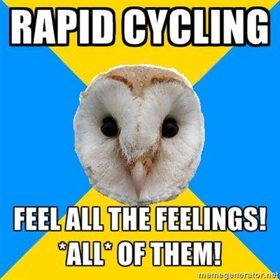 5c4a2bf8bbbbca96d6b6478f31afe0a5 owl meme owl quotes 16 best bipolar memes images on pinterest bipolar memes, bipolar