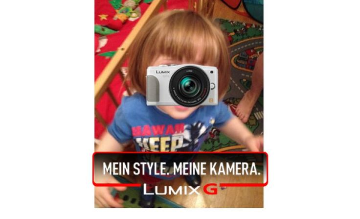 LUMIX <span>G</span> - Meine Kamera.