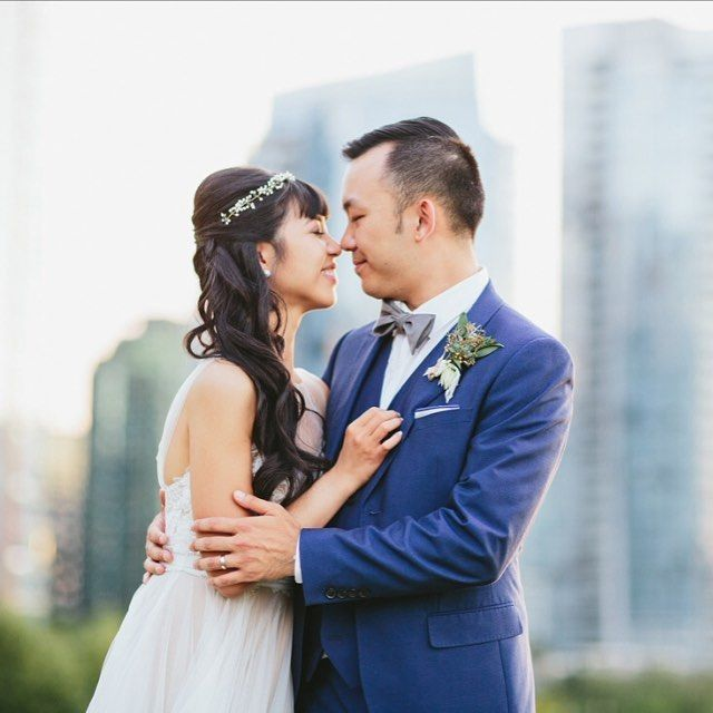 Love receiving photos from my beautiful brides💍 Cut & styled Kay's hair for her wedding day ❤️ (Nice suit Tony! 😉) Makeup: Jocelyn Tien Photography: Melia (Lucida Photography) Hair: Maki Mak @makimakhair #wedding #bride #vancity #vancouver #vancouverhair #vancouverwedding #vancouverbride #weddinghair #bridalhair #asianbride #asianhair #london #londoner #londonhair #londonlife #londonfoodie #londongirl #londonwedding #londonbride #thebigday #longhair #noextensions #picoftheday #londonbl...