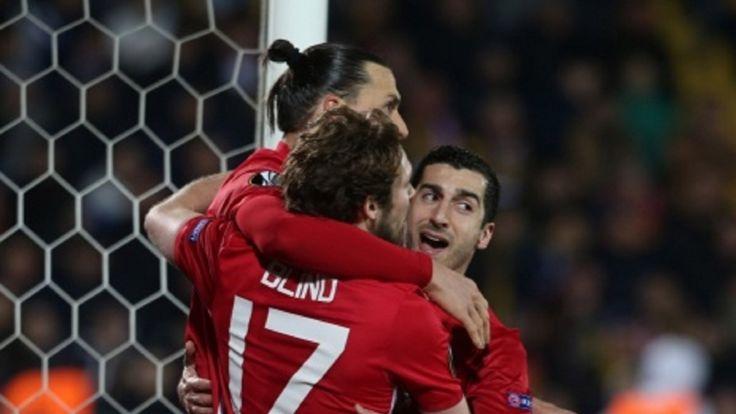 Report: FC Rostov v Manchester United - Official Manchester United Website
