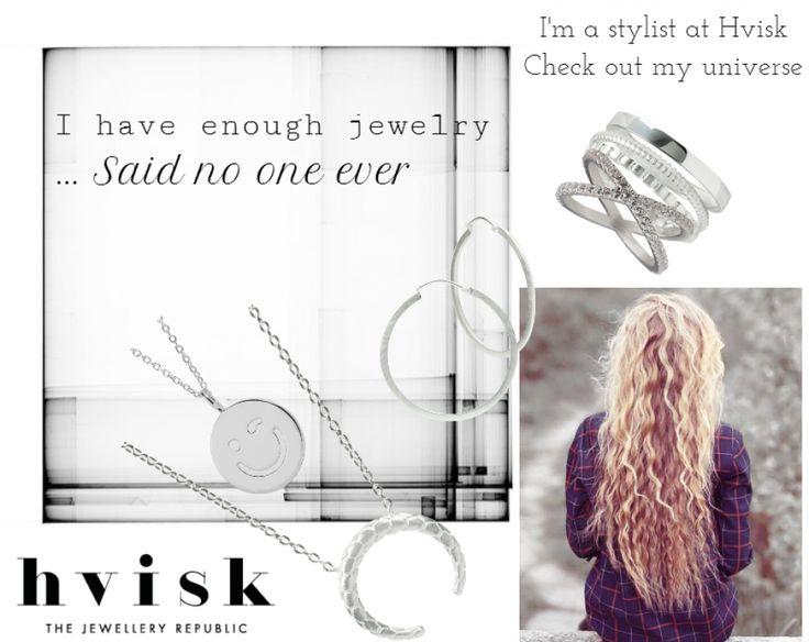 My stylist universe #hvisk #hviskstylist #hviskbox #hviskunivers #fashion #jewelry #style #beautiful