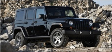 Jeep Wrangler Lease Deals