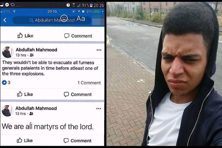 """""""Soldado de Allah"""" escapa a acusações devido a definições de privacidade do Facebook - MaisTecnologia - Tudo sobre tecnologia - EExpoNews"""