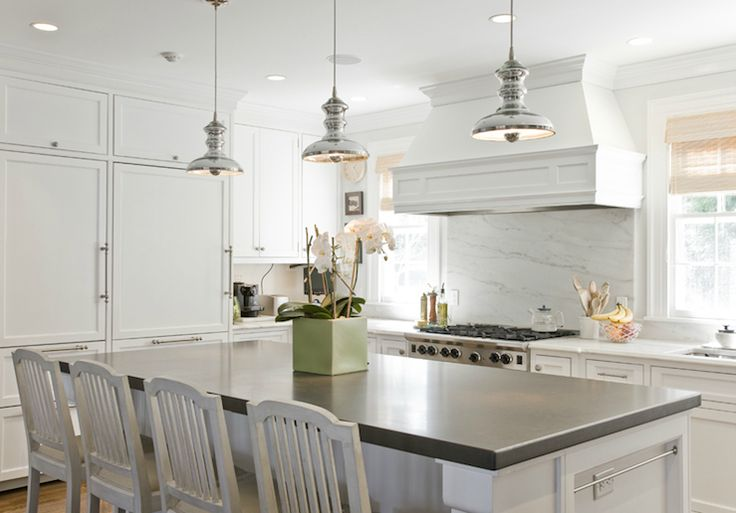Beautiful Kitchen Countertops : Ideas about gray quartz countertops on pinterest