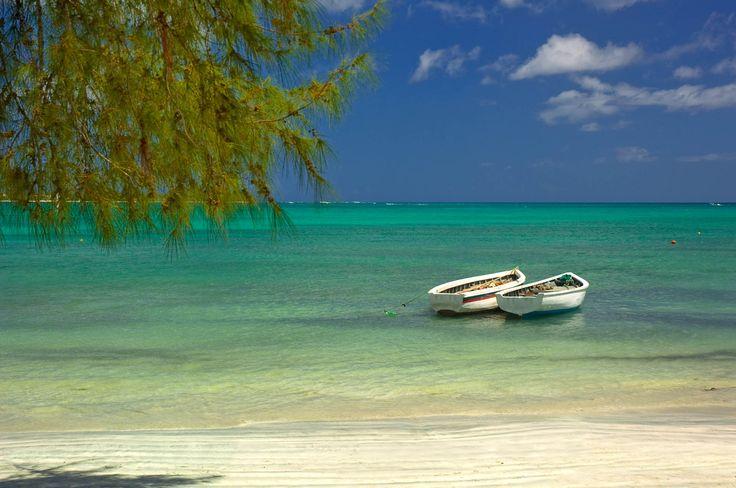 The north coast of Mauritius Island - Grand Bay