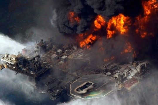 Judge Deals A Blow To BP's Efforts To Dodge Deepwater Horizon Payments BY REBECCA LEBER  DECEMBER 25, 2013 AT 2:37 PM