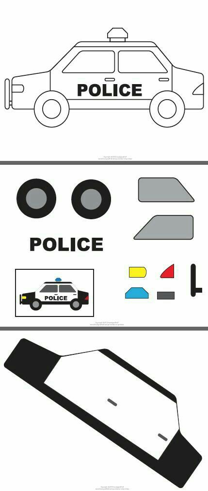 71 best clip art images on pinterest firefighters day for Police badge template for preschool