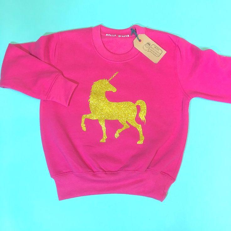 Unicorn Sweater, kids unicorn sweater, girls unicorn jumper. kids unicorn sweatshirt