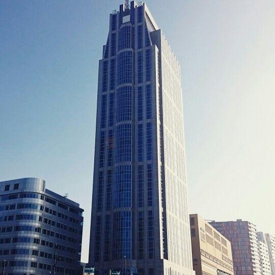 Rotterdam, manhattan hotel