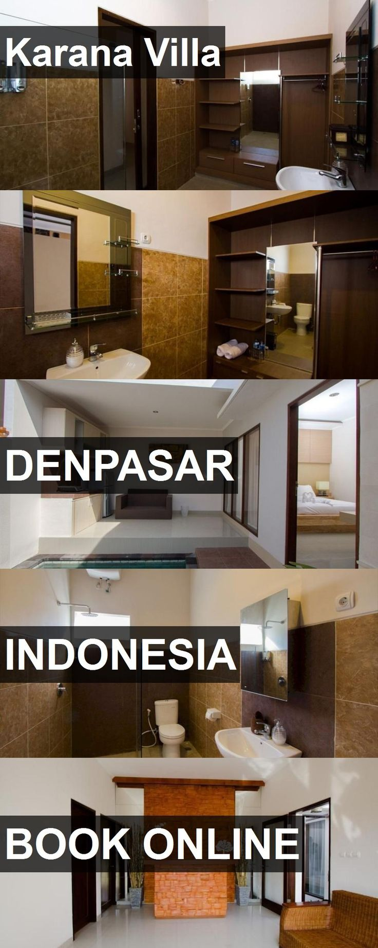 Hotel Karana Villa In Denpasar Indonesia For More Information Photos Reviews And