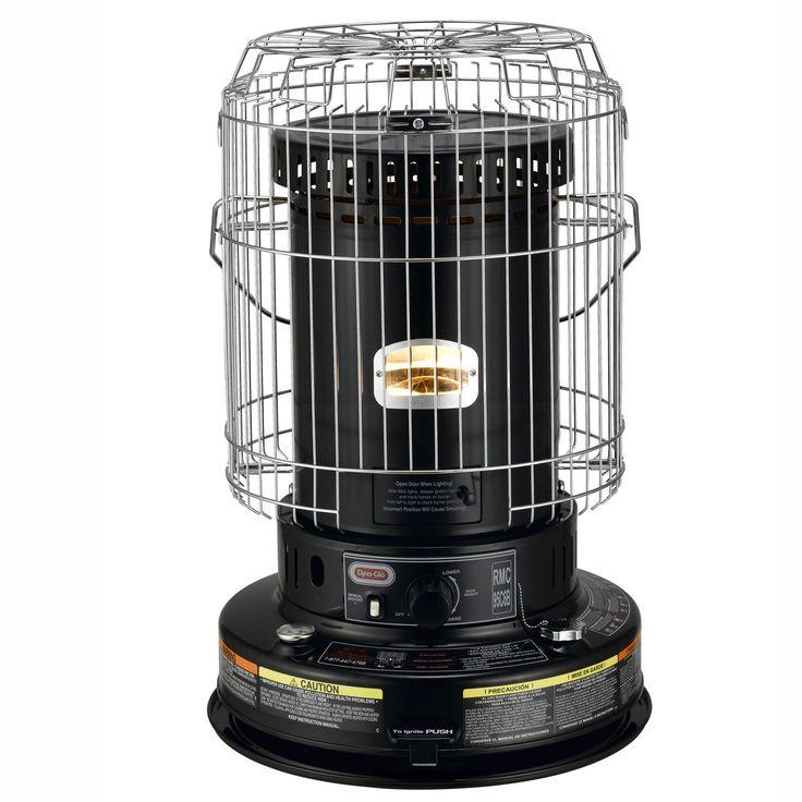 Dyna Glo Rmc 95c6b Indoor Kerosene Convection Heater