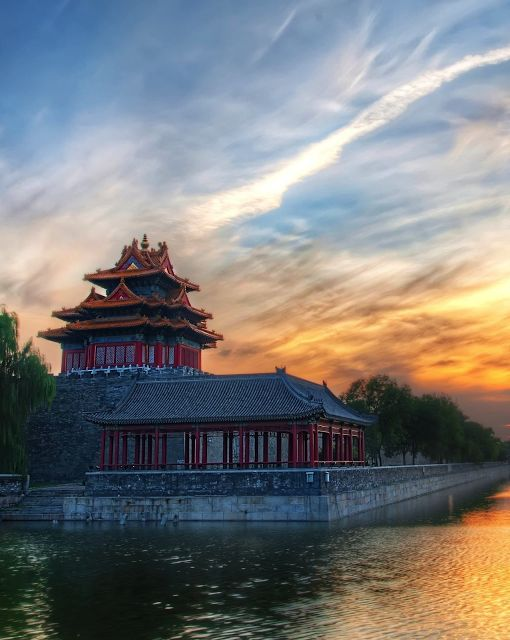 It was the imperial palace for twenty-four emperors during the Ming and Qing dynasties having first been built over 14 years during the reign of Emperor Chengzu  in the Ming Dynasty. Ancient Chinese astronomers believed that the Purple Star (Polaris) was in the center of heaven and the Heavenly Emperor lived in the Purple Palace.