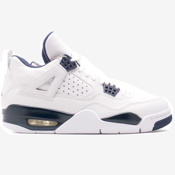 "Air Jordan IV ""Legend Blue"""