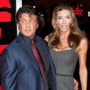 Is Sylvester Stallone's Young Wife, Jennifer Flavin, Defending His Racial Slur?