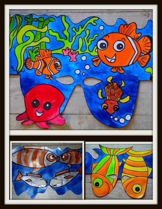 157_Masques_Les petits poissons dans l'eau(montage8)-001