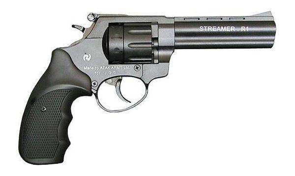 """Flobertka Streamer R1 3"""" - 6mm / černá - GunShop"""