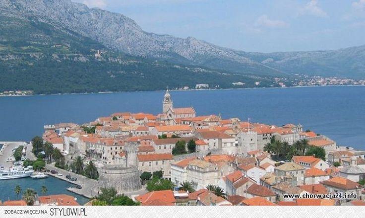 Chorwacja - Korčula http://www.chorwacja24.info/korcula… na Stylowi.pl